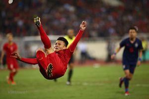 Hòa Thái Lan, đội tuyển Việt Nam vẫn chắc ngôi đầu bảng