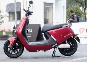 Xe máy điện thông minh Yadea G5 ra mắt Việt Nam, giá 39,99 triệu