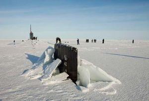 Hạm đội Nga nhận các tàu ngầm sát thủ với nhiệm vụ thống lĩnh Bắc Cực