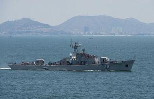 Tư lệnh Hải quân Pháp: Paris không thể lơ là khi ở Biển Đông luật biển bị đe dọa