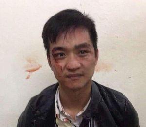 Bắt nam thanh niên cướp tiệm vàng ở Hà Nội