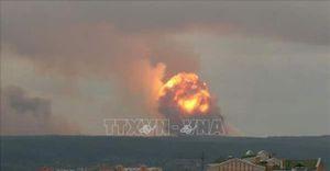 Tổng thống Nga vinh danh 5 kỹ thuật viên thiệt mạng khi thử nghiệm loại vũ khí mới