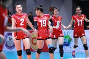 Danh sách đội tuyển bóng chuyền nữ Việt Nam tại SEA Games 30