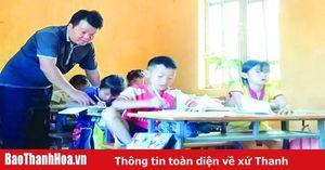 Gương giáo viên 'cắm bản' tiêu biểu ở vùng cao Quan Hóa