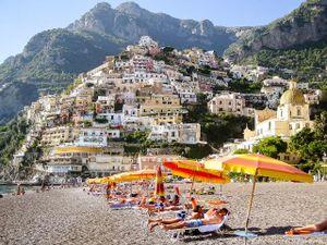 Thành phố biển mộng mơ Positano