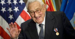 Henry Kissinger: Mỹ, Trung Quốc đứng trước ngưỡng cửa Chiến tranh Lạnh