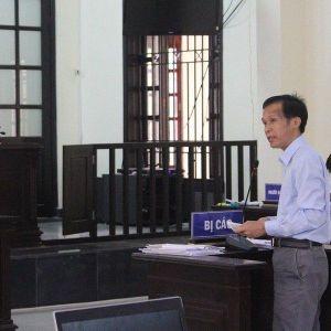 Luật sư hầu tòa vì chiếm đoạt gần 1 tỷ của thân chủ
