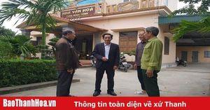 Đổi mới trong sinh hoạt chi bộ ở xã Minh Lộc