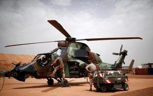 Va chạm trực thăng, 13 binh sĩ Pháp thiệt mạng
