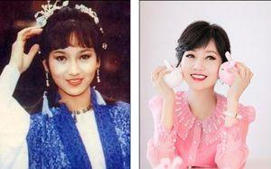 Nữ diễn viên dường như không già đi sau 45 năm
