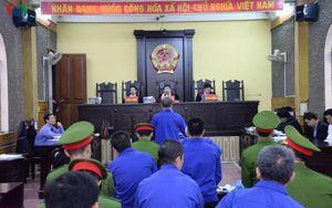 Xét xử vụ sai phạm đền bù thủy điện Sơn La: Bị cáo nói làm đều vì dân