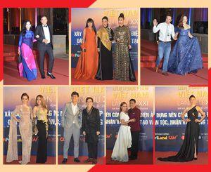 Nhiều diễn viên nổi tiếng dự bế mạc Liên hoan phim Việt Nam lần thứ 21