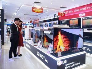 Samsung Vina khiếu nại LG vì so sánh với TV QLED, LG phản pháo như thế nào?