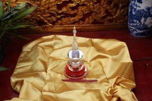 Lễ nhập linh Cố Trưởng lão Hòa thượng Thích Thanh Tứ và khánh thành Báo tháp Viên Quang