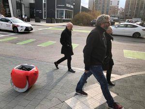 Robot vận chuyển hàng: Chúng ta thực sự cần?