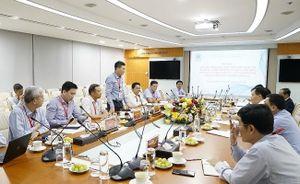 Đoàn công tác Văn phòng Trung ương Đảng đến thăm và làm việc tại PV GAS