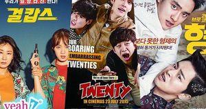 Điểm mặt những bộ phim Hàn Quốc giúp khán giả giải khuây trong dịp 'thu tới đông về' không thể bỏ lỡ