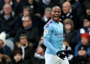Newcastle 1-1 Man City (hết H1): Chủ nhà gỡ hòa sau 3 phút