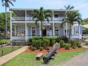 Xưởng đóng tàu hải quân Antigua