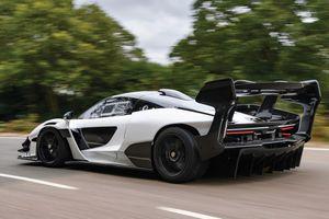 Siêu phẩm triệu đô McLaren Senna GTR được bán đấu giá