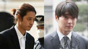 Hé lộ tội ác đồi bại của Jung Joon Young và Choi Jong Hoon