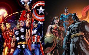 The Avengers của Marvel đối đầu Justice League của DC: Ai sẽ chiến thắng chung cuộc?
