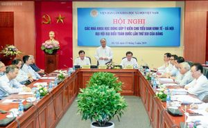 Khoa học xã hội Việt Nam với sự phát triển đất nước