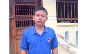 Nguyễn Hồng Vĩnh đoạt giải Nhất Cuộc thi tìm hiểu lịch sử Đảng tuần 14