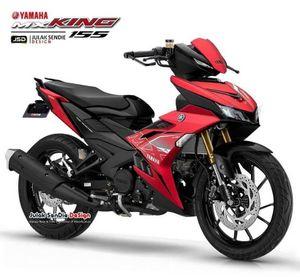 Yamaha Exciter 155 VVA sẽ mạnh hơn Honda Winner, trình làng vào cuối tháng 12