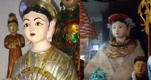 Tượng Cô Bơ cổ bị đánh cắp, 3 năm sau lưu lạc đến nhà thầy bói ở Thái Bình?