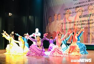 Ấn tượng chương trình 'Những ngày Matxcơva tại Hà Nội'
