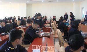 434 thí sinh tham gia kỳ thi đánh giá năng lực công chức tại Cụm thi số 1