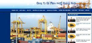 Không báo cáo về việc dự kiến giao dịch, Công ty cổ phần Cảng Quảng Ninh bị xử phạt
