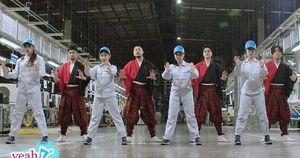 Lần đầu tiên, 'nhóm nhảy triệu view' TRIQSTAR từ Asia's Got Talent và Touliver hợp tác trong cùng một Dance Video