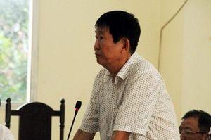 Bị tuyên án tù, cựu giám đốc Sở Địa chính Bình Dương kháng án