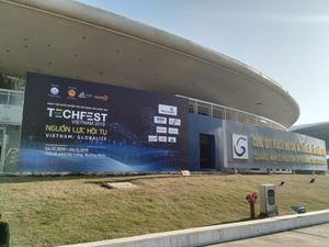 Nhiều hoạt động nổi bật Techfest Vietnam 2019