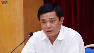 Phó Giám đốc Sở giữ chức Chánh Văn phòng UBND tỉnh Quảng Trị