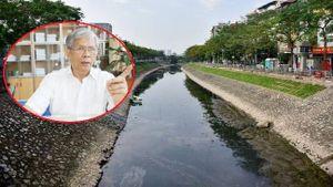 Lấy nước sông Hồng xử lý ô nhiễm Tô Lịch: Hàng trăm tỷ đồng sẽ mất trắng sau mấy ngày