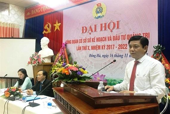 Ông Nguyễn Cảnh Hưng giữ chức Chánh Văn phòng UBND tỉnh Quảng Trị