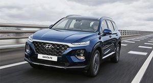 Hyundai SantaFe 2020 giá hơn 600 triệu được trang bị những gì?