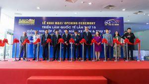 Triển lãm Saigon Autotech & Accessories chốt lịch tổ chức vào tháng 5/2020