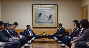 Việt Nam-Nhật Bản tăng cường quan hệ đối tác chiến lược sâu rộng