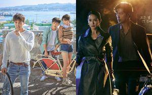 Phim của Kim Kang Woo và Jo Yeo Jeon tiếp tục dẫn đầu đài trung ương, rating cao hơn 'When the Camellia Blooms' của Gong Hyo Jin