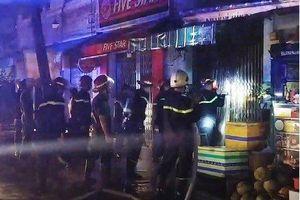 Cháy nhà ở TP.HCM, 3 người tử vong trong căn phòng 16m2