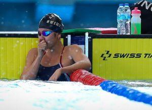 Cảnh giác với chứng mất nước khi thi đấu của các vận động viên bơi lội