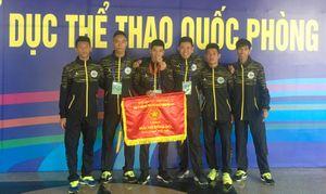 'Chàng trai vàng' của đoàn vận động viên Bộ đội Biên phòng
