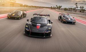 Chỉ 3 khách hàng may mắn sở hữu siêu xe McLaren cực hiếm này