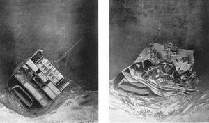 Câu chuyện tìm vàng ly kỳ trên con tàu đắm từ 1 thế kỷ trước