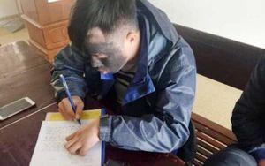 Nghệ An: Bôi mặt đen hóa trang thành gã ăn xin quái dị để quay clip đăng lên mạng xã hội