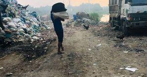 'Choáng' với nơi ô nhiễm nhất TP HCM